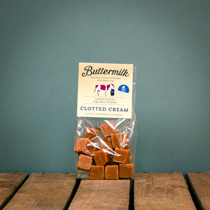 Buttermilk Clotted Cream Fudge 175g