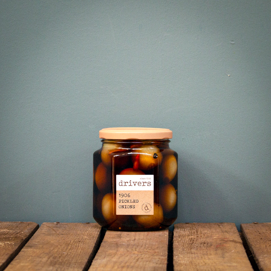 Driver's Pickled Onions 550g