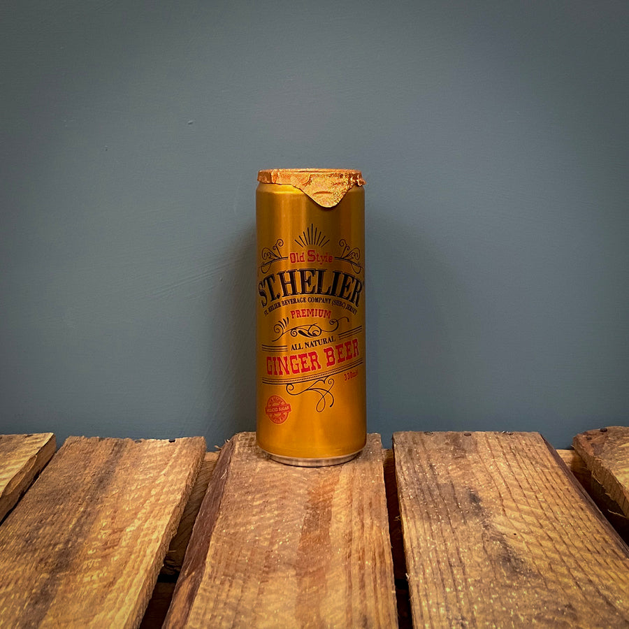 St Helier Premium Ginger Beer 330ml