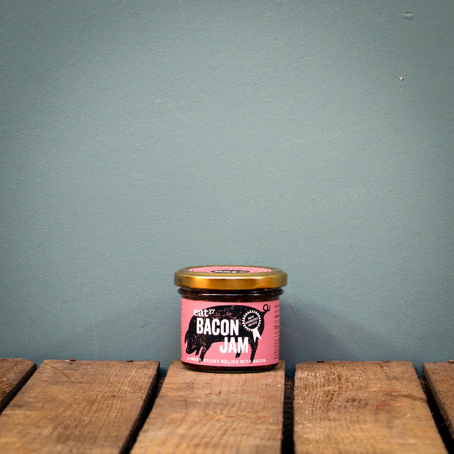 Eat 17  Bacon jam 105g