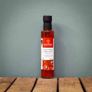 Coconut Kitchen Sweet Chilli Garlic Sauce 255ml