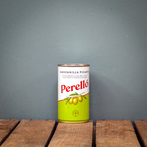 Perello Cocktail Picante Olives 350g