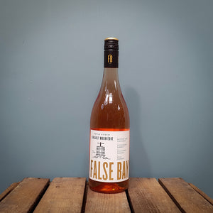 False Bay 'Whole Bunch' Cinsault Mourvedre 2019, Coastal Region, South Africa (12.5%)