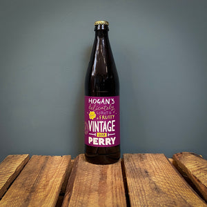 Hogan's Vintage Perry 2018 500ml, Warwickshire (5.4%)