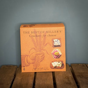 Millers Crackers for Cheese 350g