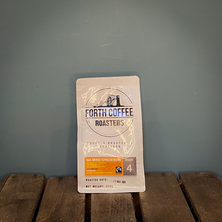 Forth Coffee Espresso Blend Ground 250g