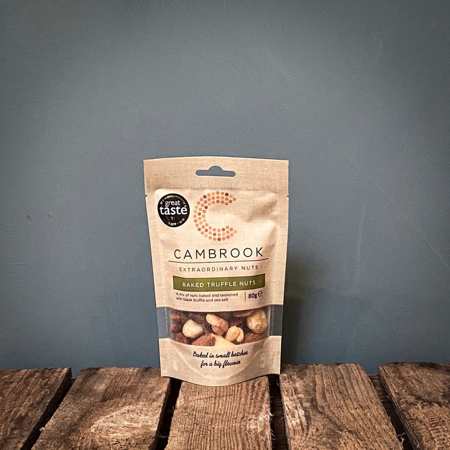 Cambrook Baked Truffle Nuts 80g