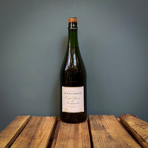 Comte Louis de Lauriston, Cidre Brut de Normandie 750ml, France (4.5%)