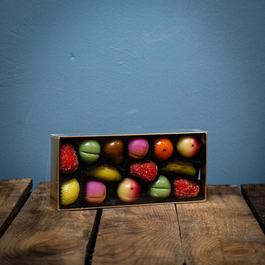 Shepcote Marzipan 14 Fruits 150g