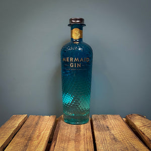 Mermaid Gin 70cl Isle of Wight, England (42%)