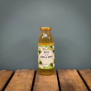 Middle Way Water Kefir Lime & Mint 300ml