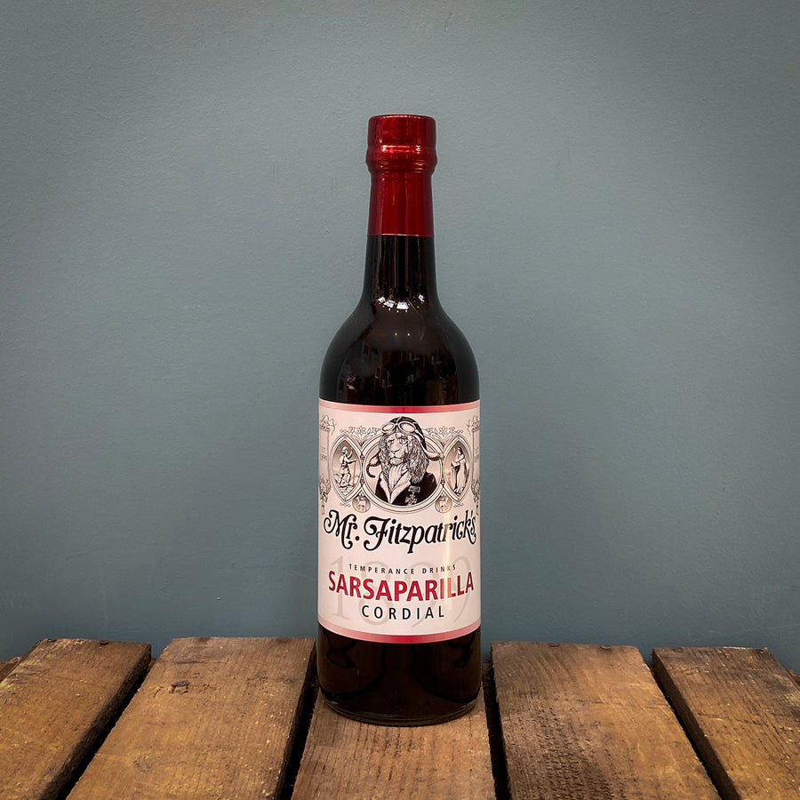 Mr Fitzpatrick's Sarsaparilla 500ml