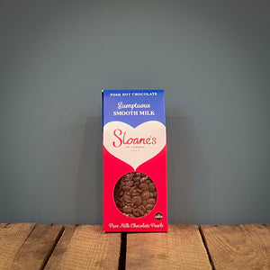 Sloane's Sumptuous Milk Hot Chocolate 250g