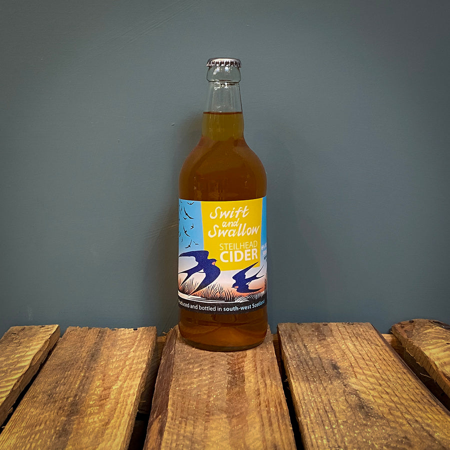 Steilhead Swift and Swallow 500ml, Thornhill (6%)