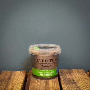 Silver Tide Marinades of Scotland Sweet Marinated Herring 380g