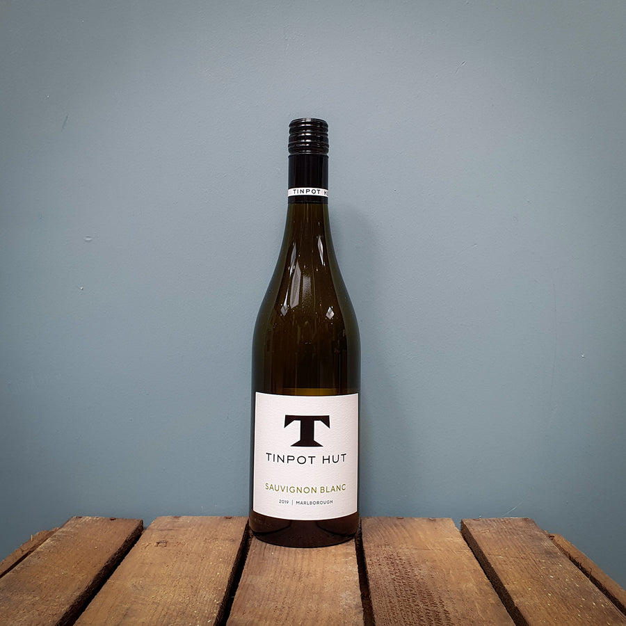 Tinpot Hut Sauvignon Blanc 2019, Marlborough, New Zealand (13.5%)