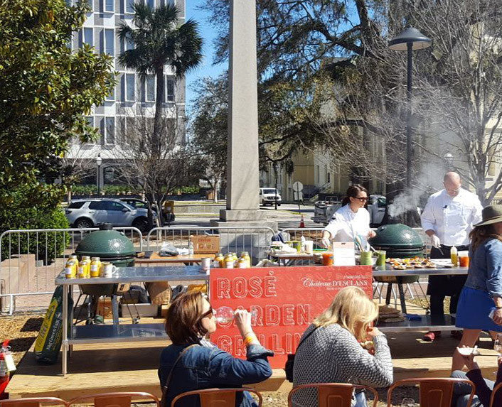 Charleston wine + food festival 2017
