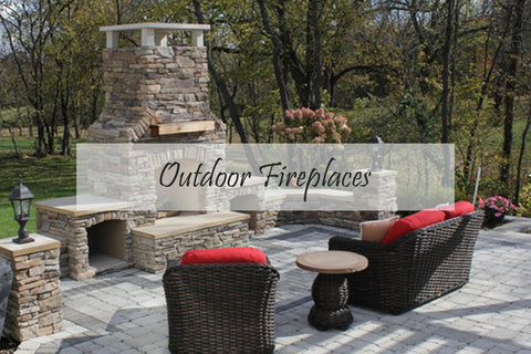 Outdoor Fireplace Collection