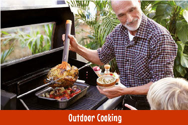 Grills and Cooking Accessories