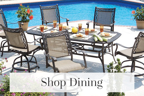 shop outdoor dining