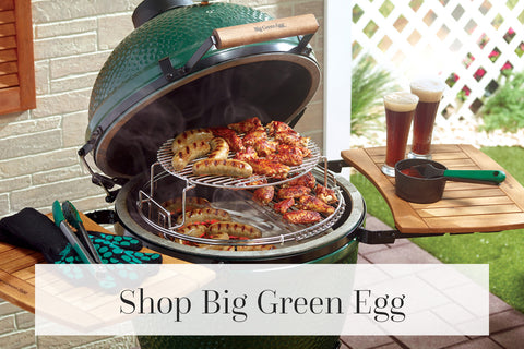 shop big green egg collection
