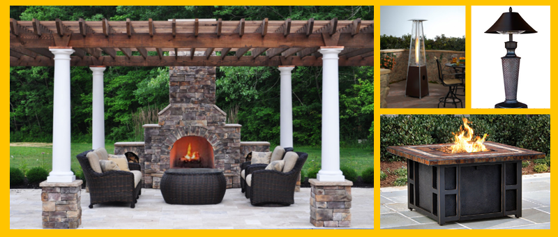 Fire Pit Collection Banner