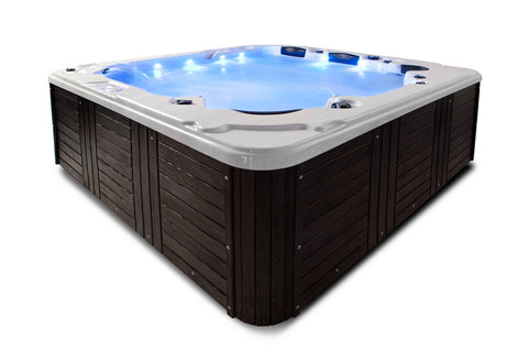 Spas leisure depot mira hot tub sciox Image collections