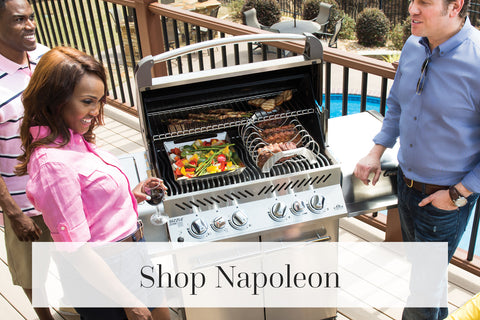 Napoleon grills collection