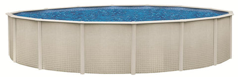 R Series above ground pool