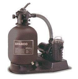 19 Quot Sparco Sand Filter Leisure Depot