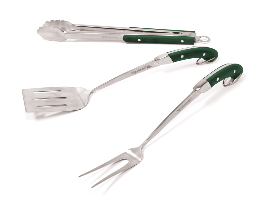 Big Green Egg BBQ Tool Set