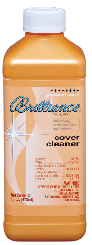 BRILLIANCE Spa Cover Cleaner