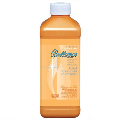 BRILLIANCE TOTAL ALKALINITY  INCREASER
