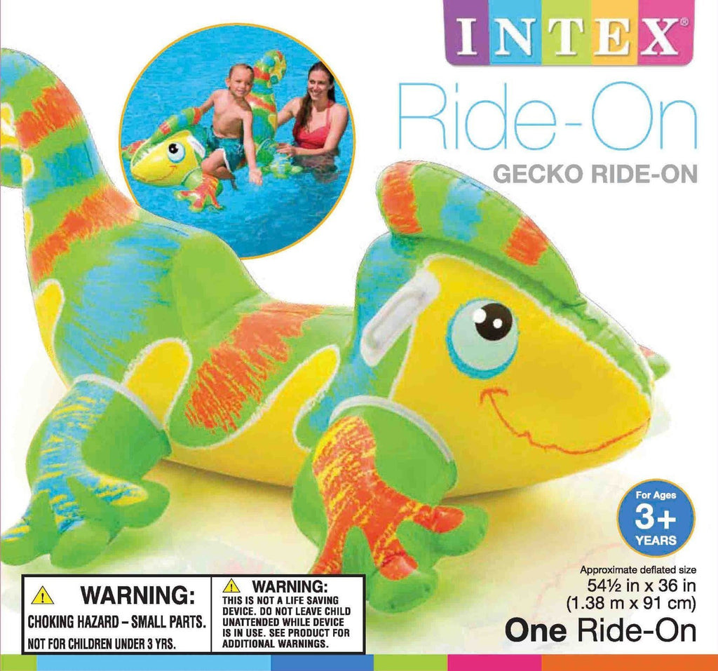 Gecko Ride On