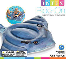 Intex Stingray Ride-On Pool Float
