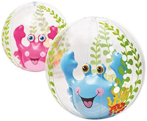 "Intex 24"" aquarium inflatable beach ball"