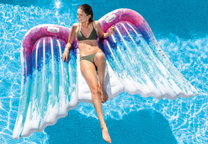 Angel Wings Floating Mat