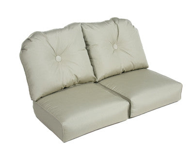 Deluxe Loveseat Cushion-Erwin & Sons