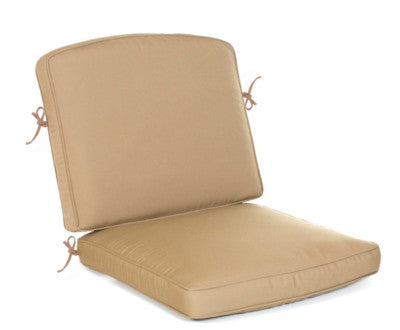 Hanamint Deluxe Thinner Deep Seating Cushion