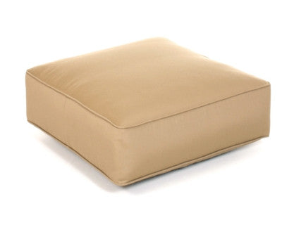 Hanamint Deluxe Deep Seating Ottoman Cushion