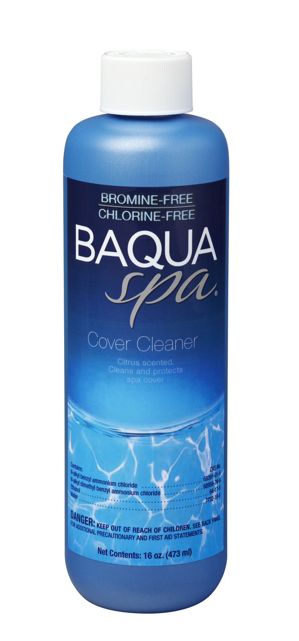 Baqua Spa cover cleaner