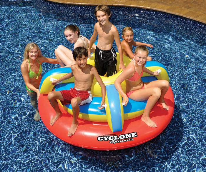 Cyclone Spinner Pool Float