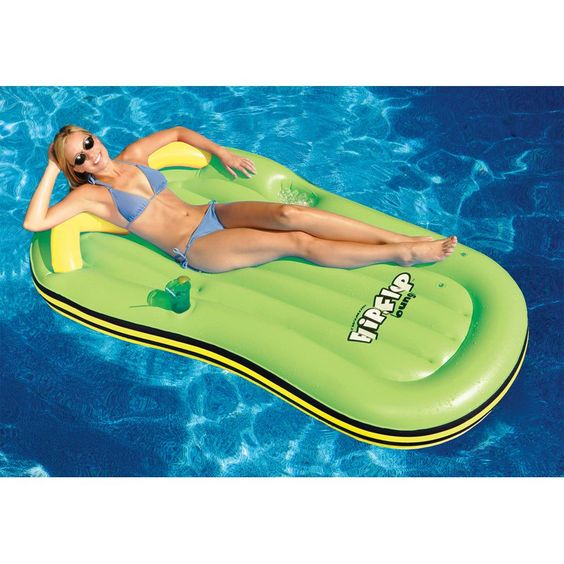 Flip Flop Pool Lounger