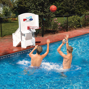 Cool Jam Pro Poolside Basketball Set