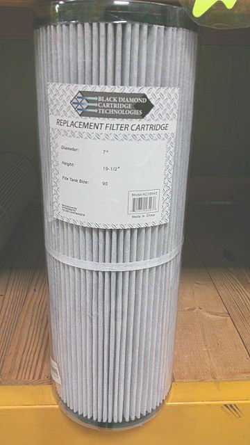 BLACK DIAMOND 90SQFT FILTER CARTRIDGE