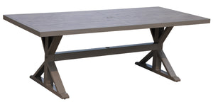 Kingston Contempo rectangle dining table