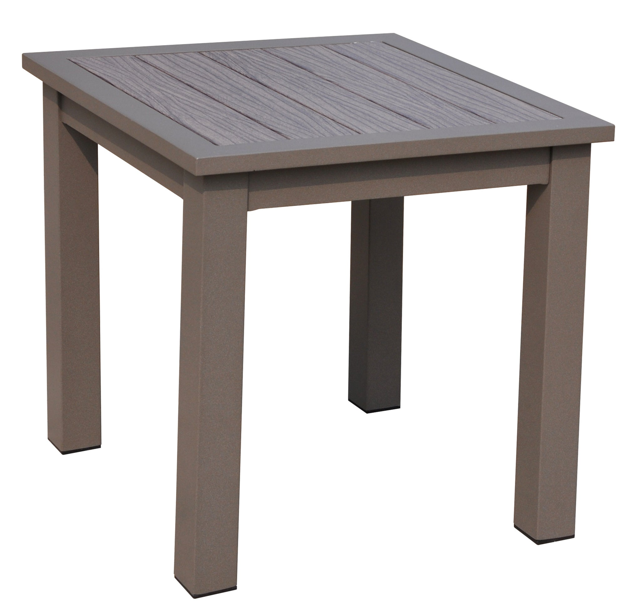 Great Contempo Aluminum Dining Collection