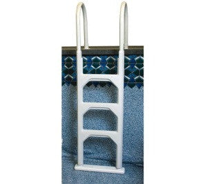 Aluminum and Resin J-Hook Ladder