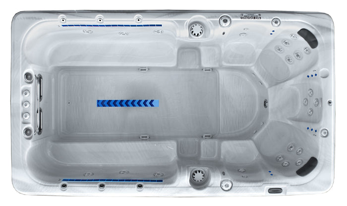 Mira Platinum MP PRO 13000 13' Swim Spa / 11 Person Party Hot Tub