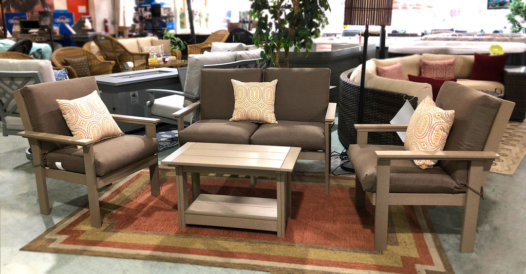 Aries 4 pc Seating Group Evermore Casual